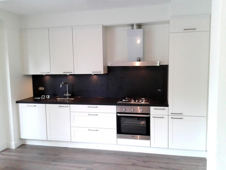 Kampshof bouw open keuken
